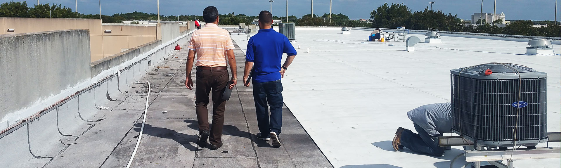 Commercial Roofing Claim