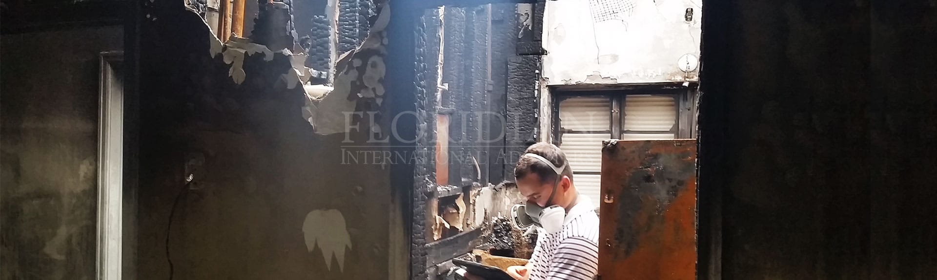 Fire Damage Claim
