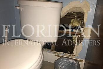 Bathroom Leaks