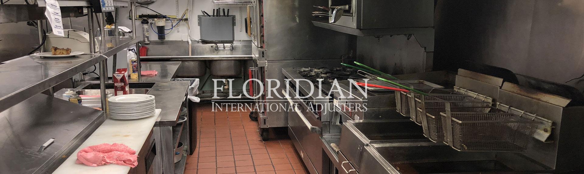 restaurant insurance claim