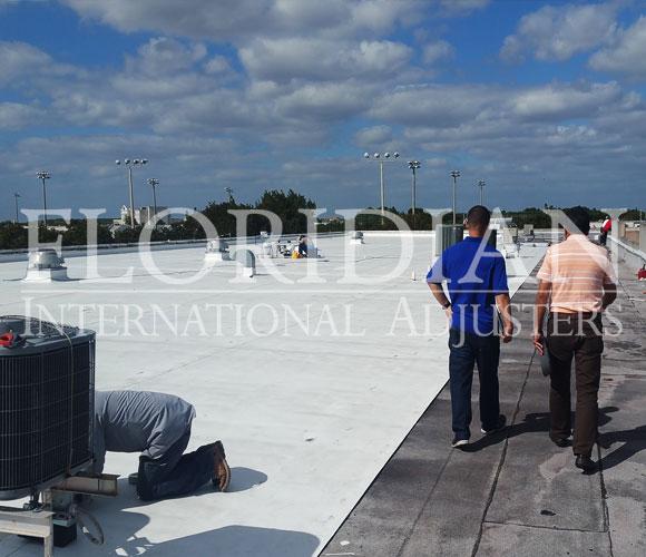 Warehouse Roof Claim1