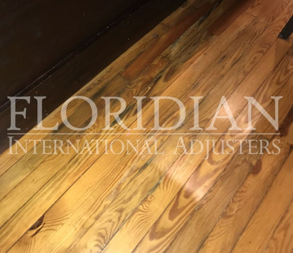 Wood Flooring Water Damage