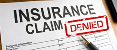 Image result for insurance claim denied
